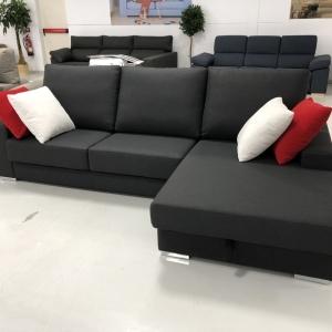Miniatura 2 del Sofá Chaise Longue Jara Stock (A)   Sofá realizado a medida en nuestra Fábrica de Sofás Valencia