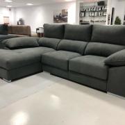 Miniatura Principal del Sofá Chaise Longue Denia Stock (S) | Sofá realizado a medida en nuestra Fábrica de Sofás Valencia