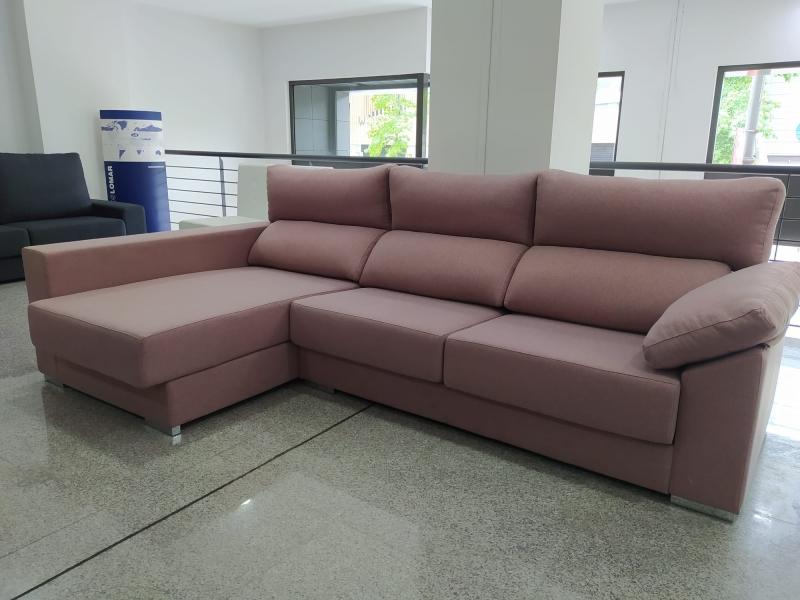 Miniatura del Sofá Chaise Longue Irene Stock (S) | Sofá realizado a medida en nuestra Fábrica de Sofás Valencia
