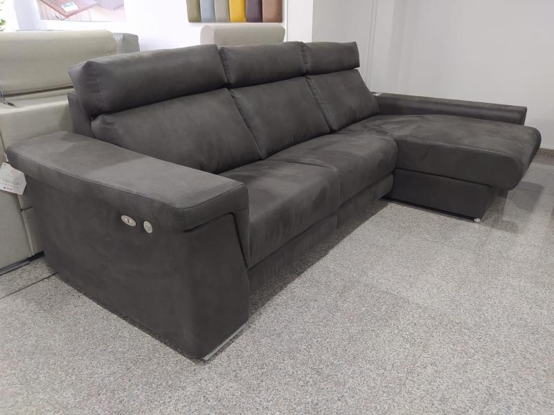 Miniatura del Sofá Chaise Longue Marbella Relax Stock (S) | Sofá realizado a medida en nuestra Fábrica de Sofás Valencia