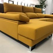 Miniatura 2 del Sofá Chaise Longue Menorca Stock (A) | Sofá realizado a medida en nuestra Fábrica de Sofás Valencia
