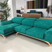 Miniatura 2 del Sofá Chaise Longue Milano Stock (S) | Sofá realizado a medida en nuestra Fábrica de Sofás Valencia