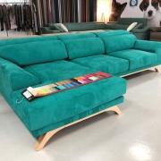 Miniatura Principal del Sofá Chaise Longue Milano Stock (S) | Sofá realizado a medida en nuestra Fábrica de Sofás Valencia