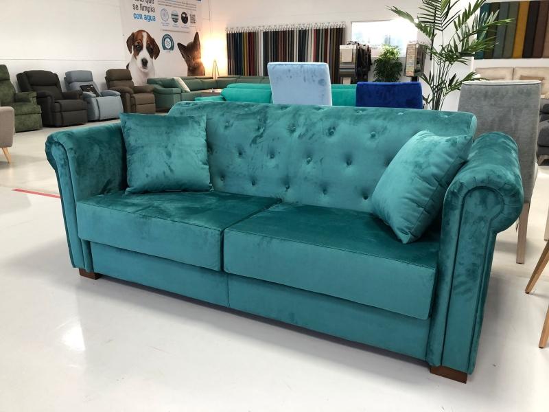 Miniatura del Sofá Salamanca Stock (M) | Sofá realizado a medida en nuestra Fábrica de Sofás Valencia