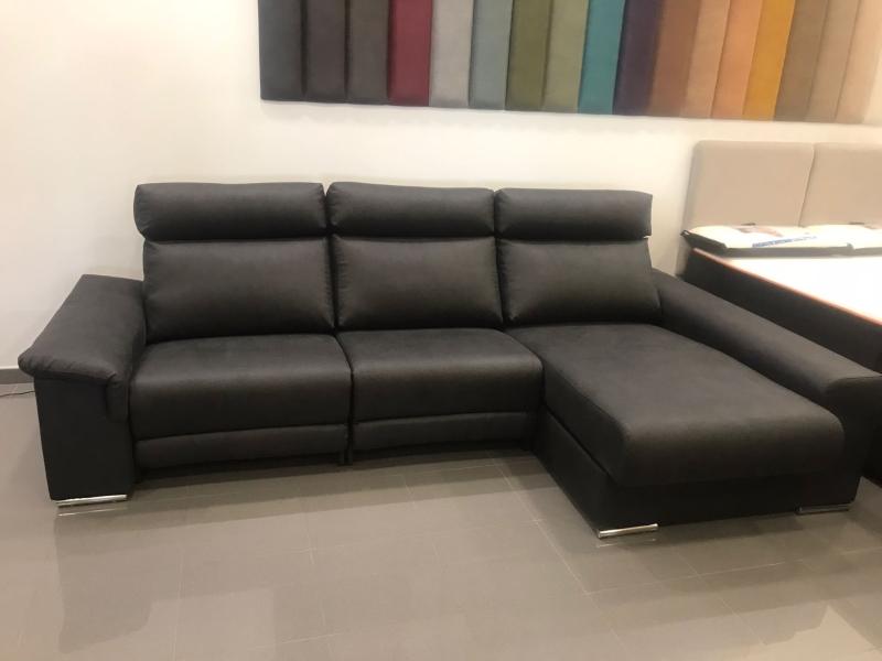 Miniatura del Sofá Chaise Longue Marbella Relax Stock (MG) | Sofá realizado a medida en nuestra Fábrica de Sofás Valencia