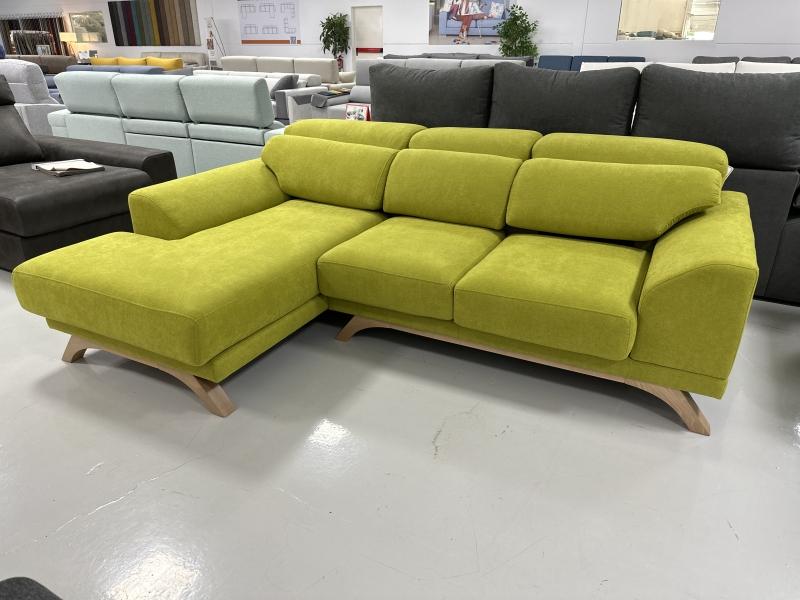 Miniatura del Sofá Chaise Longue Milano Stock (A) | Sofá realizado a medida en nuestra Fábrica de Sofás Valencia
