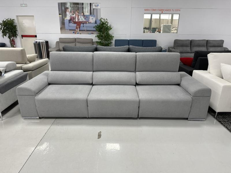 Miniatura del Sofá Huelva Stock (A)   Sofá realizado a medida en nuestra Fábrica de Sofás Valencia