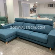 Miniatura Principal del Sofá Chaise Longue Marbella Stock (S)   Sofá realizado a medida en nuestra Fábrica de Sofás Valencia