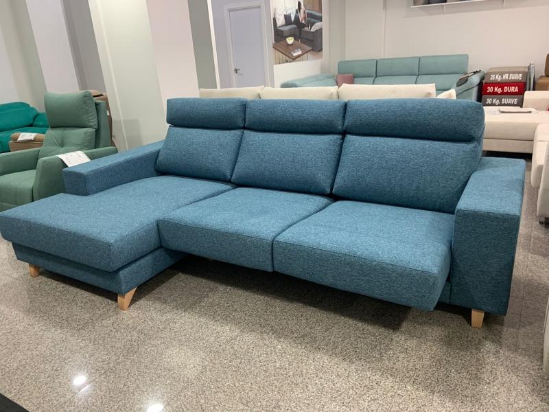 Miniatura del Sofá Chaise Longue Marbella Stock (S)   Sofá realizado a medida en nuestra Fábrica de Sofás Valencia